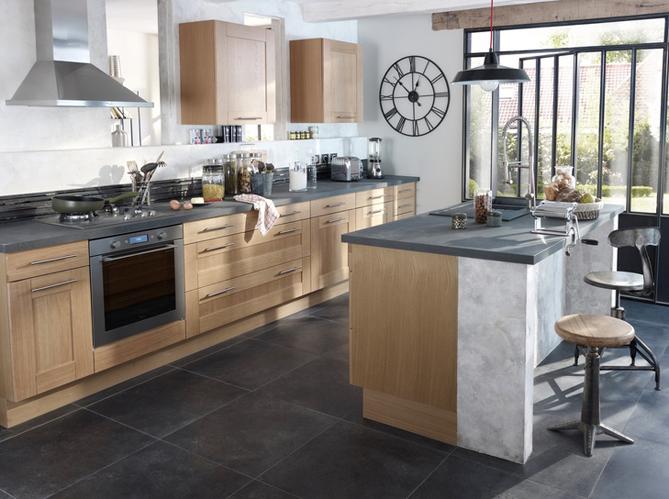 flambant neuf idee cuisine deco wc83 humatraffin. Black Bedroom Furniture Sets. Home Design Ideas