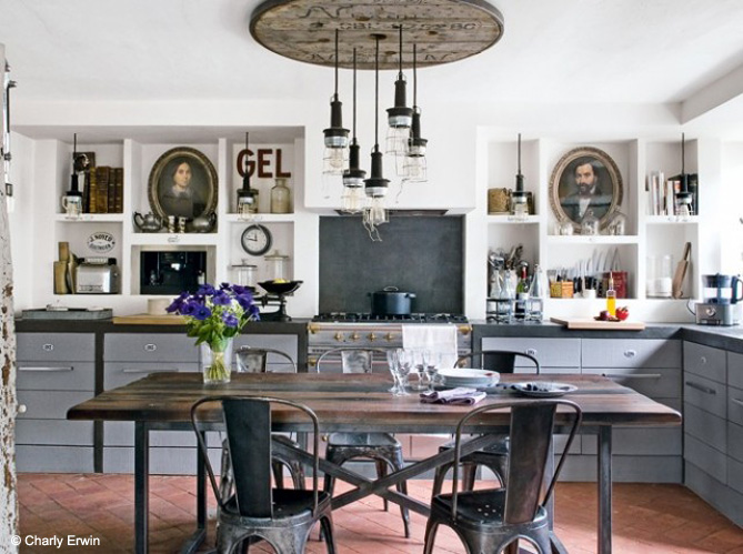 Les 5 plus belles visites de maisons en 2012 elle d coration for Sites de cuisine les plus visites