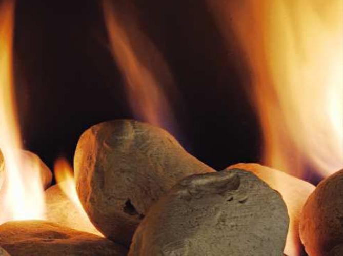 Les cheminees a gaz image