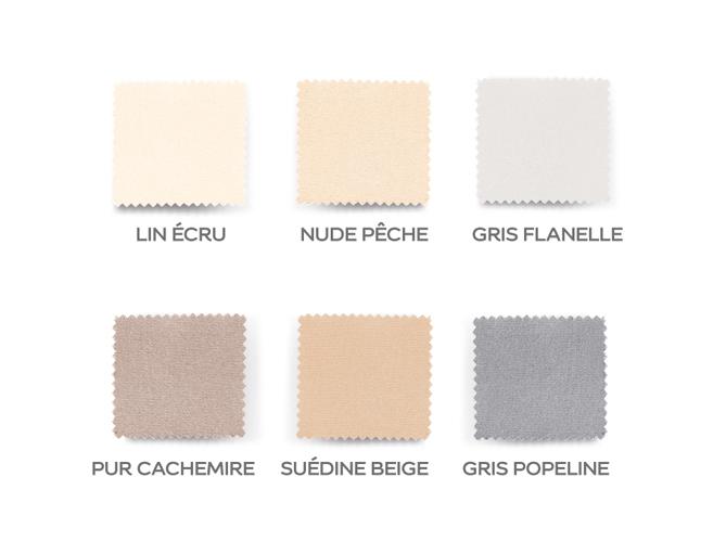 Les couleurs pour un style classique romantique image