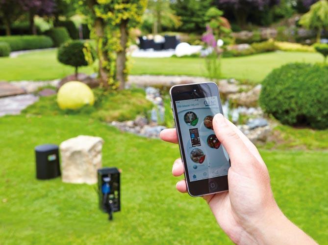 Les objets qu 39 il vous faut pour un jardin connect elle d coration - Gartengestaltung app ...