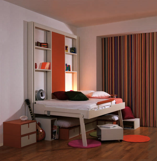 canap s vs lits convertibles comment gagner de la place elle d coration. Black Bedroom Furniture Sets. Home Design Ideas