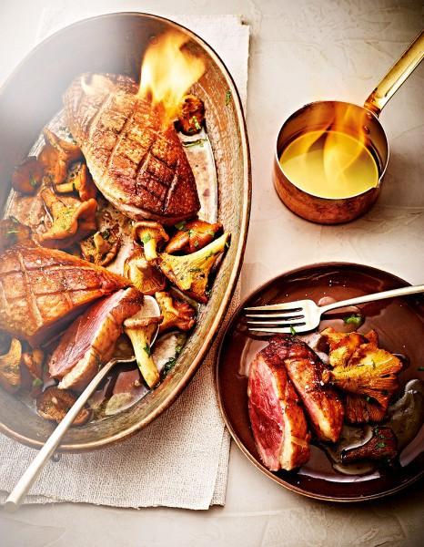 Quels sont les plats pr f r s des fran ais elle table - Magret de canard noel ...