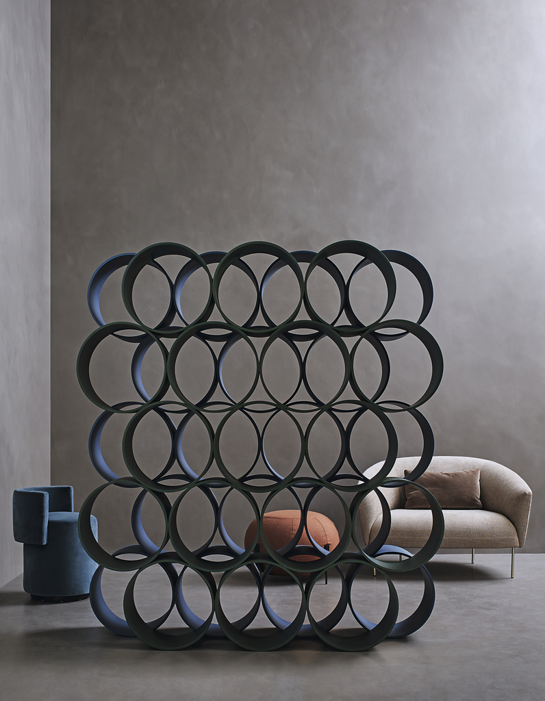 mobilier rond