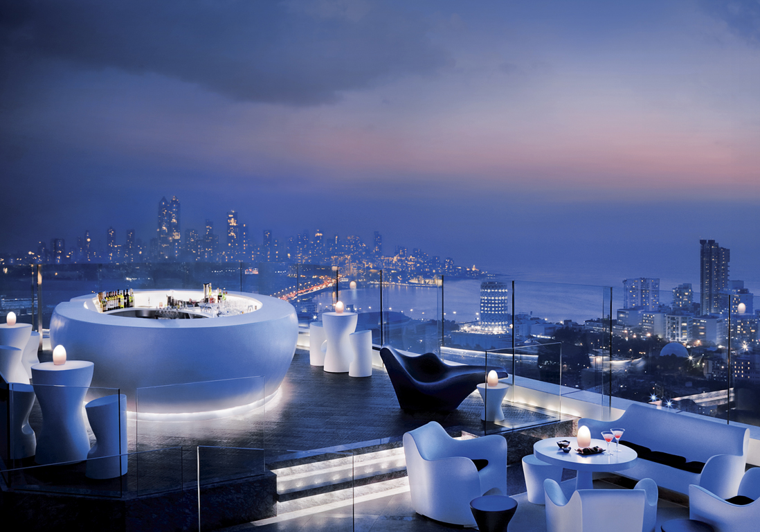 mumbai Aer Bar sur le toit terrasse hotel four seasons.jpg
