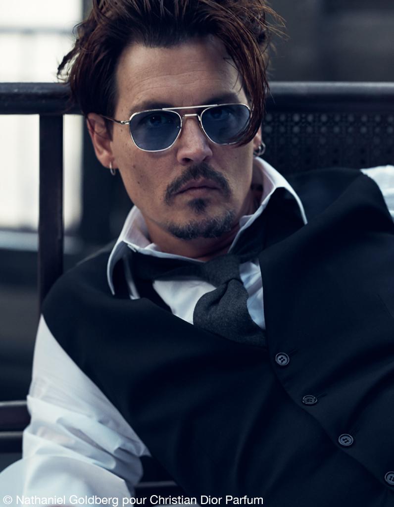 Dans le bureau de… François Demachy, parfumeur créateur de ... Johnny Depp Cologne