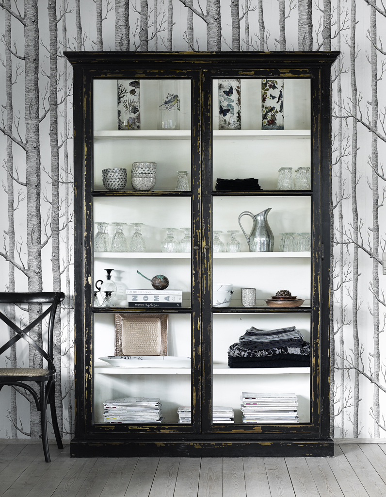 exposer sa vaisselle la nouvelle tendance qui r veille. Black Bedroom Furniture Sets. Home Design Ideas
