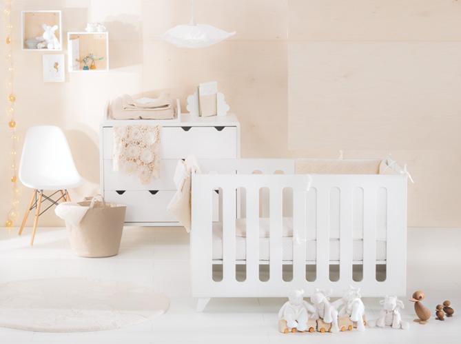 Nos meilleurs conseils pour une chambre de bébé au top !  Elle Décoration