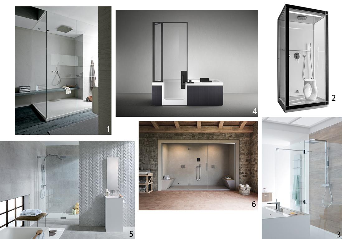 #5E4C3C Indogate.com Salle De Bain Retro Avec Douche 2729 petite salle de bain grande douche 1098x768 px @ aertt.com