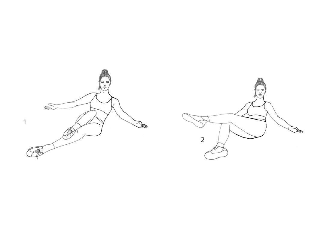 exercice pour maigrir s lection d 39 exercices pour maigrir elle. Black Bedroom Furniture Sets. Home Design Ideas