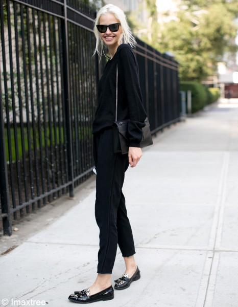 Comment s habiller tout en noir - Comment s habiller avec des timberland homme ...
