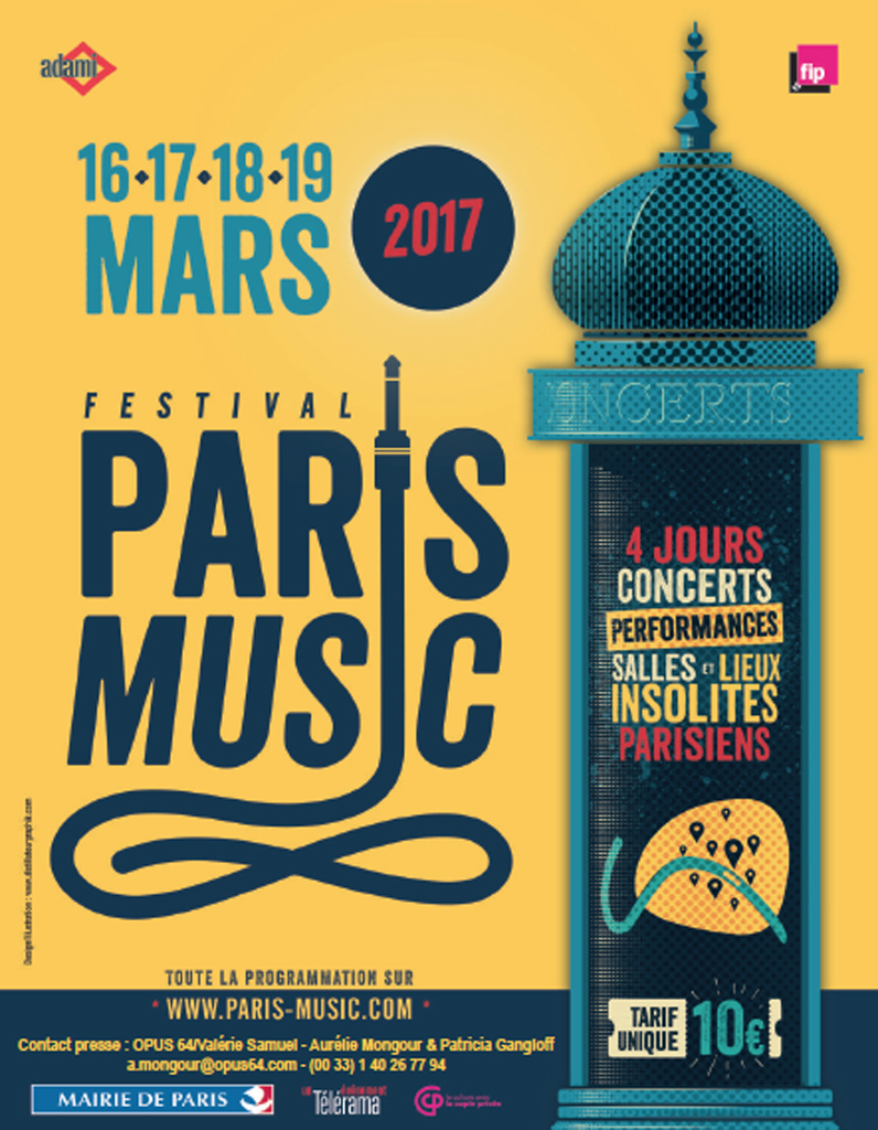 paris music