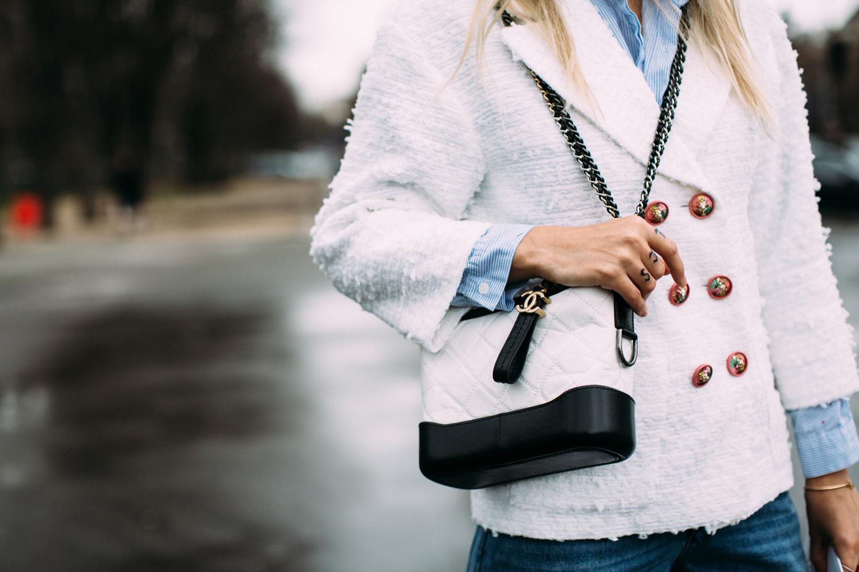 """Le sac """"Gabrielle """"de Chanel"""