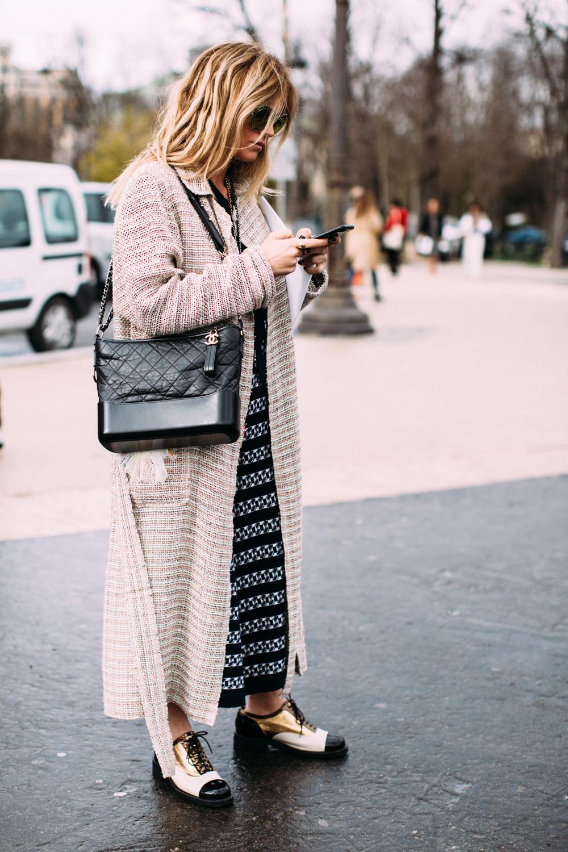 """Le sac """"Gabrielle de Chanel"""