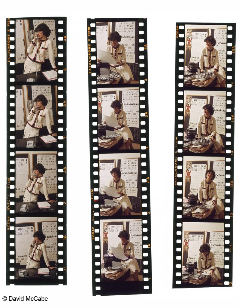Peggy Roche, styliste à ELLE