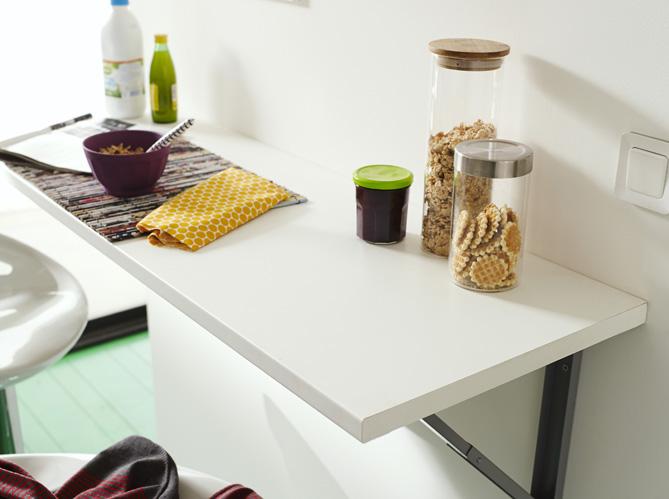 Petite table pour cuisine table haute cuisine americaine - Petite table pour cuisine ...