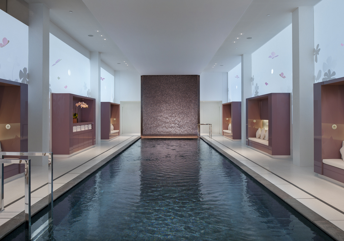 Piscine - Le Spa du Mandarin Oriental, Paris
