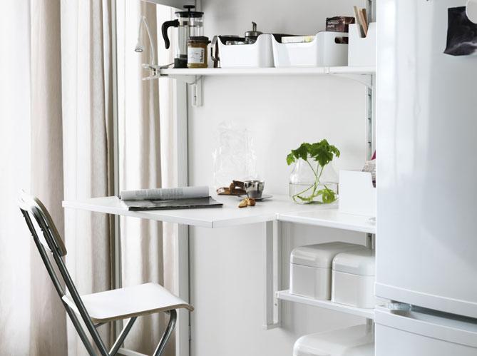 Trouvez Un Mobilier Adapté À Votre Petite Surface ! - Elle Décoration