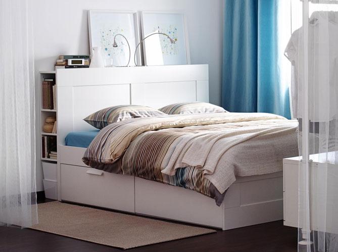 Trouvez un mobilier adapt votre petite surface elle - Lit 140 avec rangement integre ...