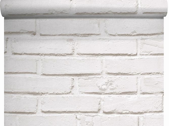 Transformez votre salon avec 5 id es d co par style elle d coration - Papier peint brique loft ...