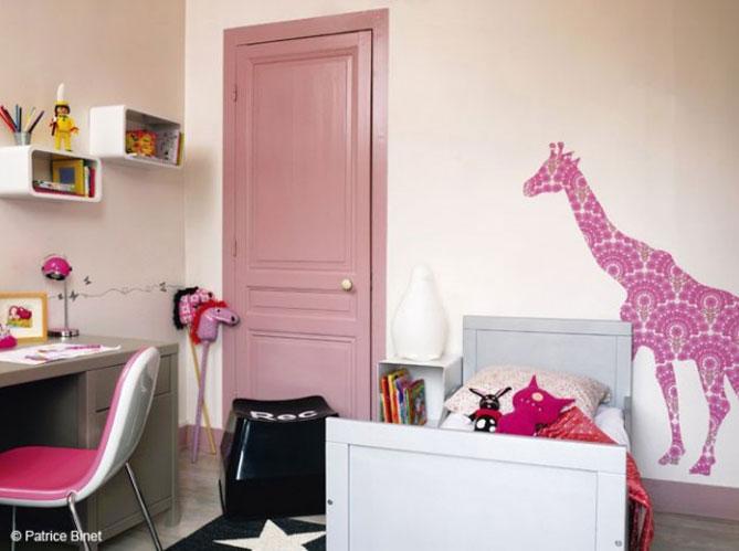 Am nagement d une chambre d enfant les r gles - Idee decoration chambre bebe fille ...