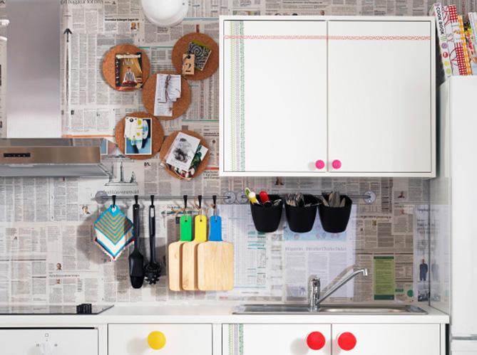 Customiser des meubles de cuisine rnover une cuisine - Changer la couleur de sa cuisine ...