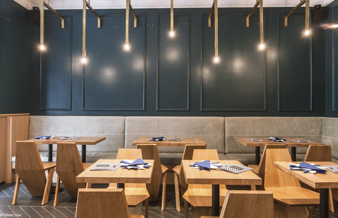 D couvrez 11 adresses parisiennes branch es elle d coration for Restaurant le miroir paris