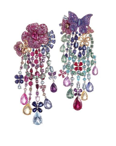 Après la mode, Rihanna se consacre aux bijoux avec Chopard !