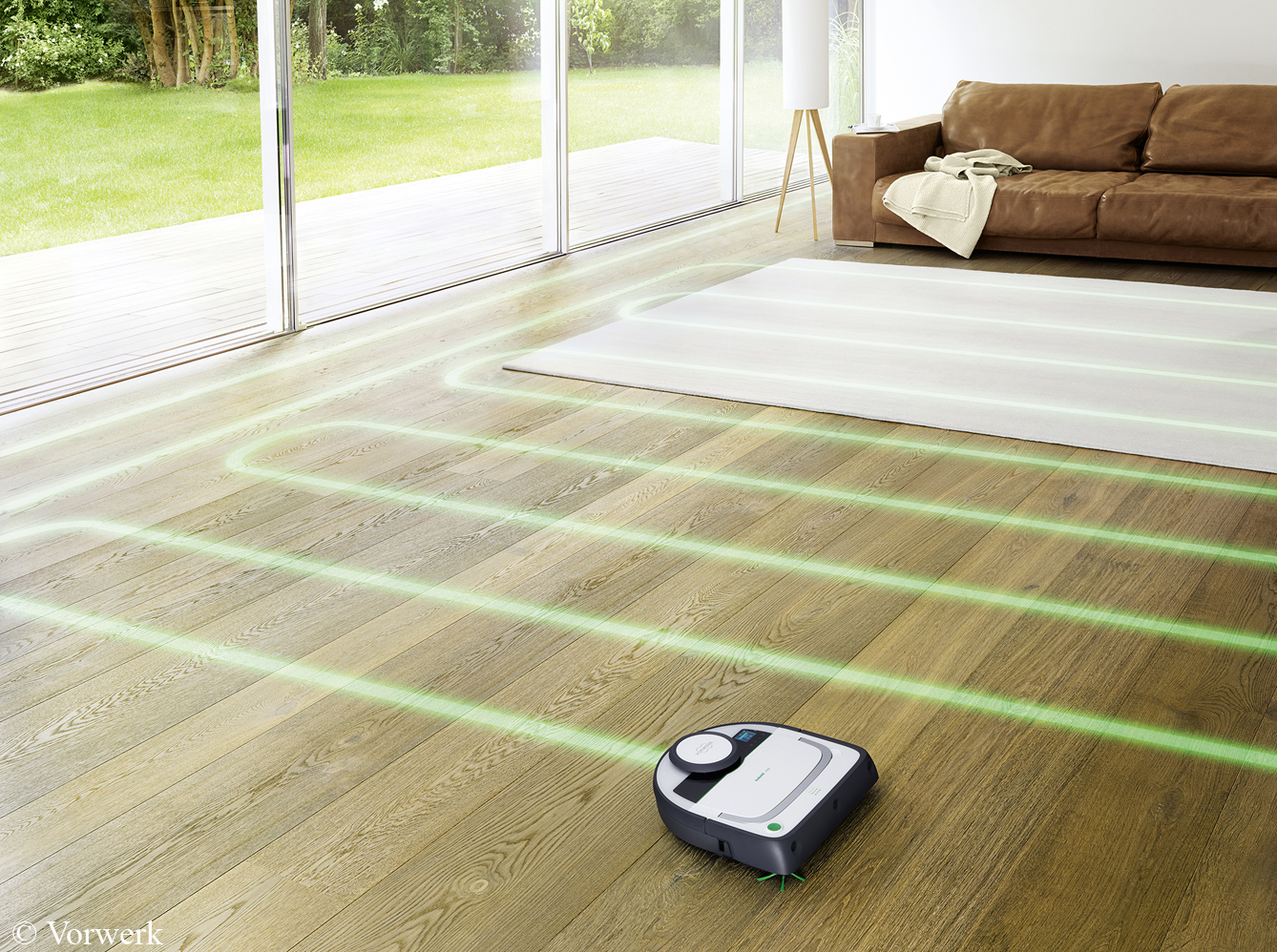 aspirateur robot vorwerk vr100. Black Bedroom Furniture Sets. Home Design Ideas