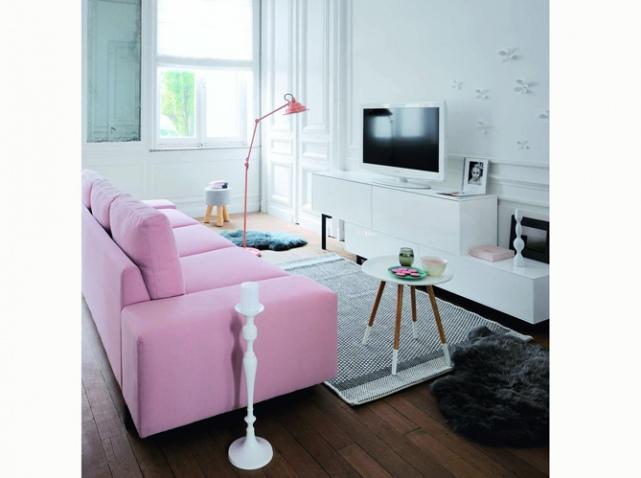 les 5 couleurs de votre printemps t 2014 elle d coration. Black Bedroom Furniture Sets. Home Design Ideas