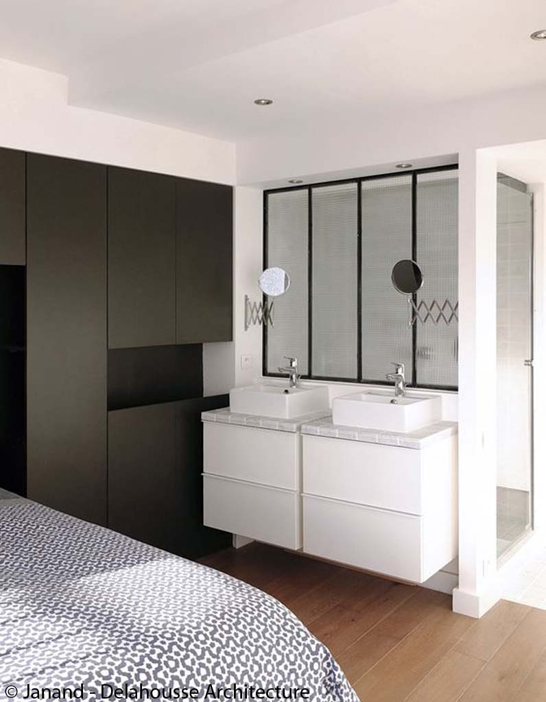 carrelage salle de bain marron et vert. Black Bedroom Furniture Sets. Home Design Ideas