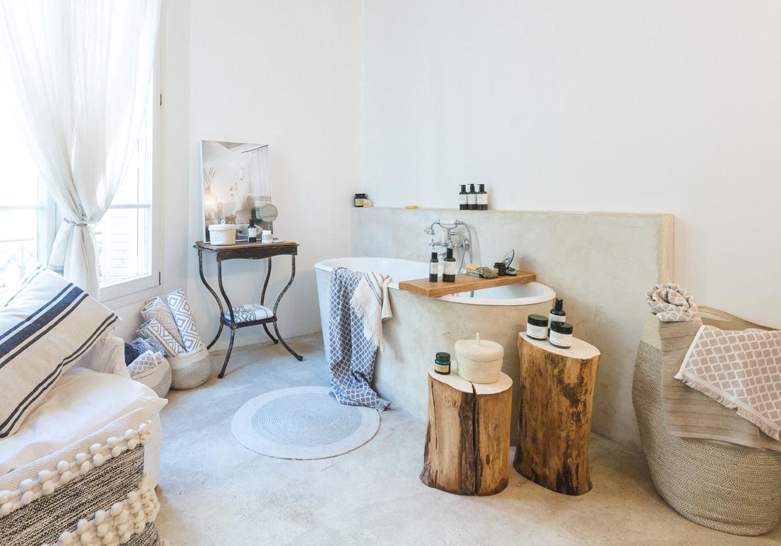 salle de bains H&M Home