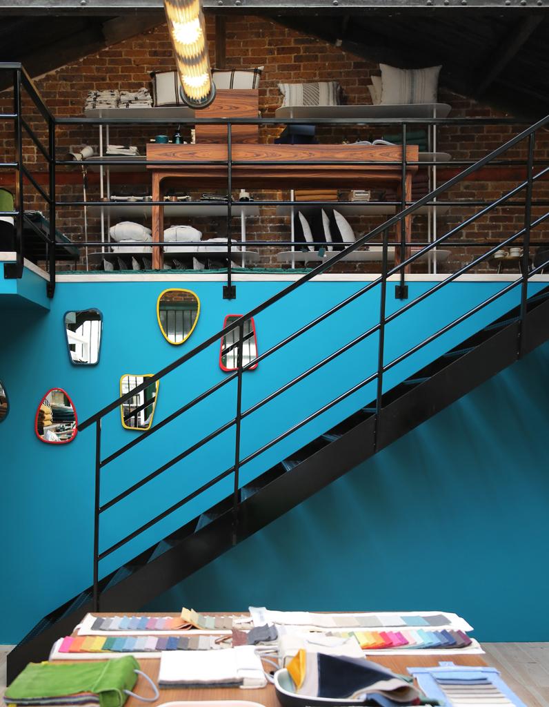 maison sarah lavoine le nouveau temple parisien de la d co c est l elle d coration. Black Bedroom Furniture Sets. Home Design Ideas