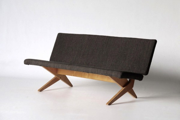 Scissor Sofa by Jan Van Grunsven for Pastoe, 1959