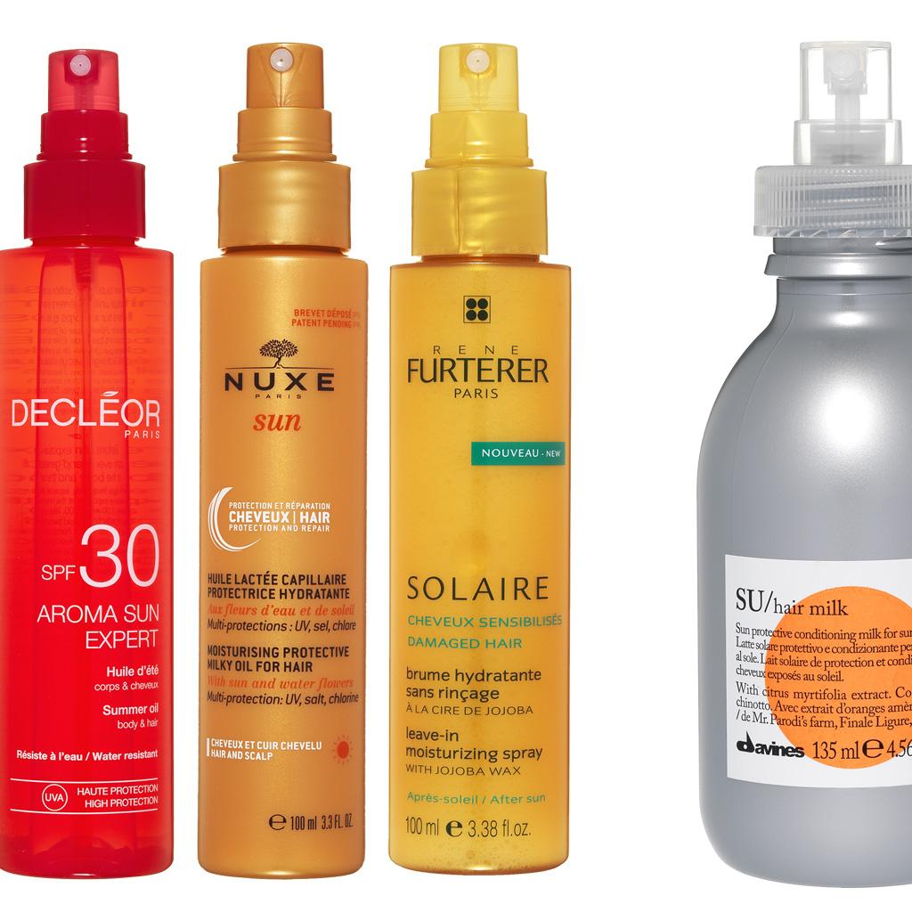 protection solaire cheveux tout savoir sur les protections solaires cheveux elle. Black Bedroom Furniture Sets. Home Design Ideas