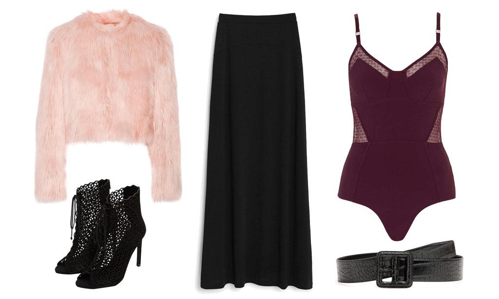 comment porter une jupe longue comment porter une jupe. Black Bedroom Furniture Sets. Home Design Ideas