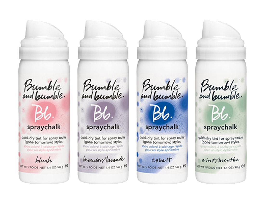 spray chalk bumble and bumblejpg coloration - Spray Colorant Cheveux Temporaire