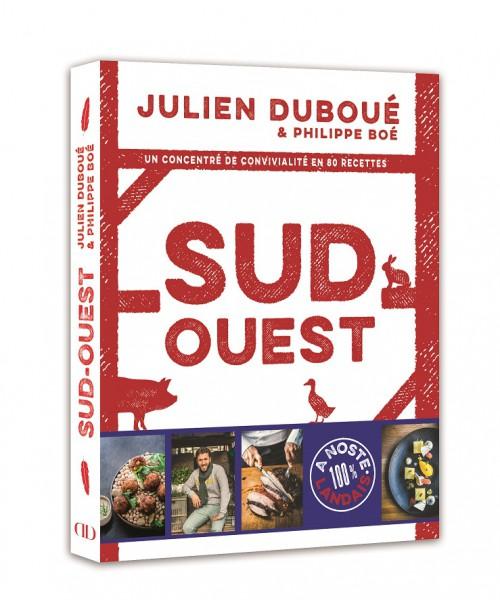 Sud Ouest couverture Alain Ducasse Edition