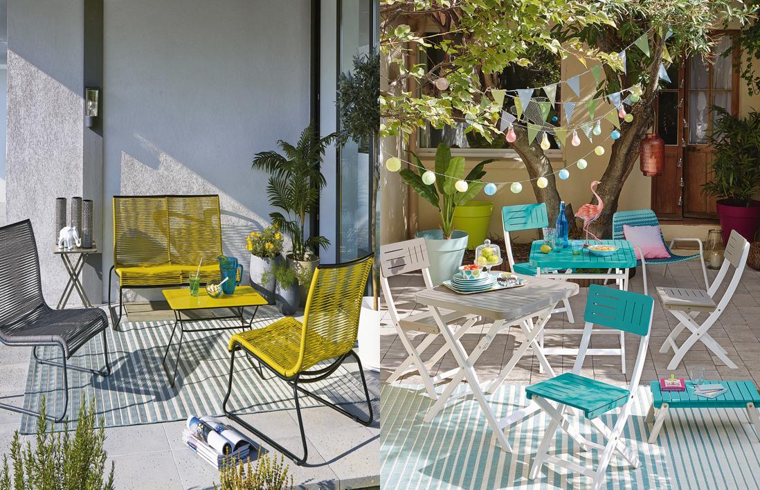 Petit jardin nos astuces et conseils pour un petit for Petit tapis exterieur