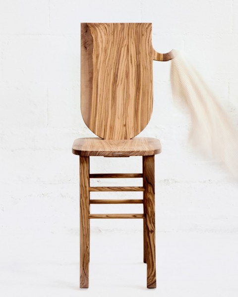 Tasty Chair by Antonio Aricò