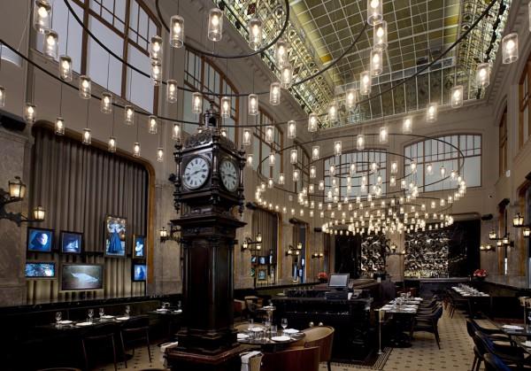 the duchess restaurant hotel w amsterdam