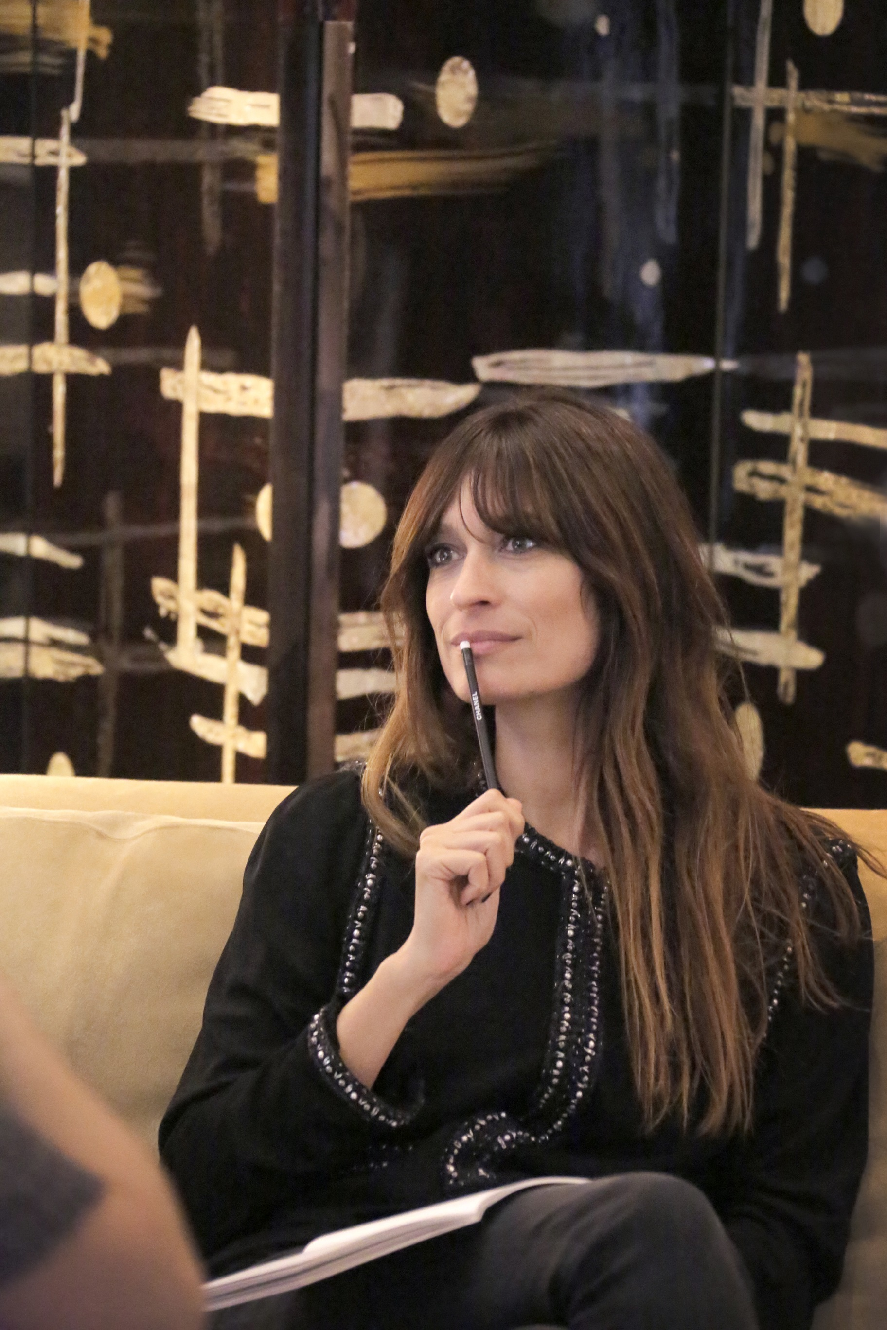 The sessions and the cocktail - Caroline de Maigret (1)