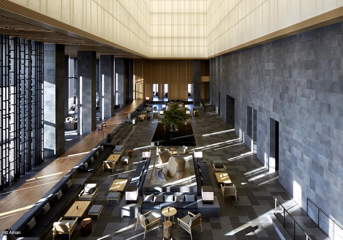 Tokyo hotel aman quartier financier.jpg