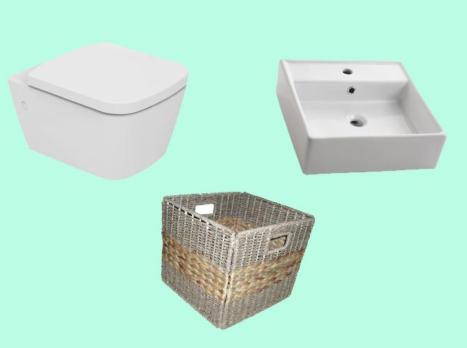 5 id es d am nagement pour une petite salle de bains for Mini salle de bain sous comble