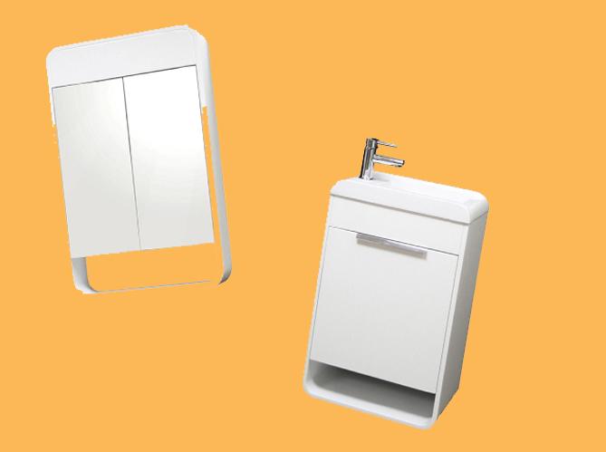 Installer une salle de bain dans un couloir id e inspirante pour la conception de for Photo dans un bain