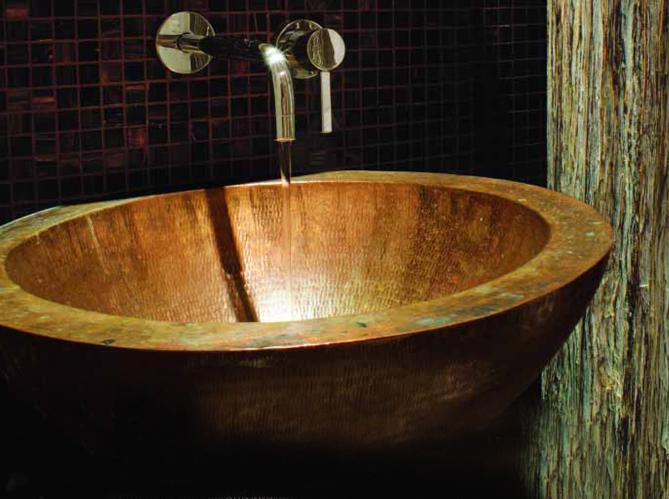 Des Vasques Dans Vos Salles De Bain Elle D Coration