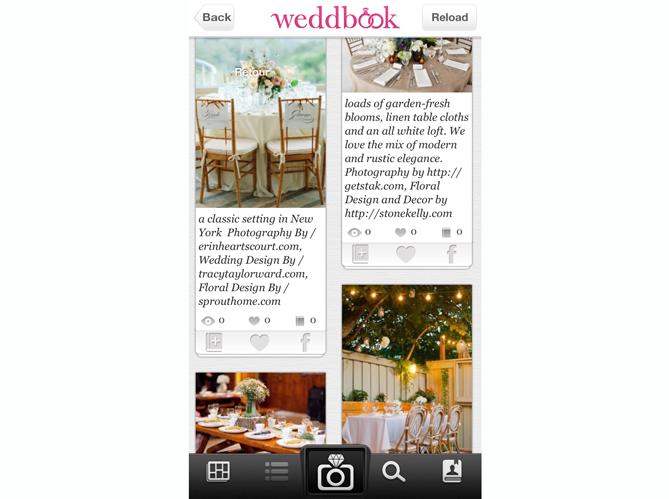Weddbook pour les inspirations image