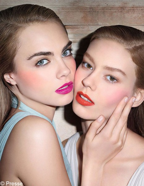 YSL Babydoll Kiss and Blush Promo