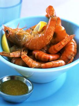 Calories Crevettes crues - Elle