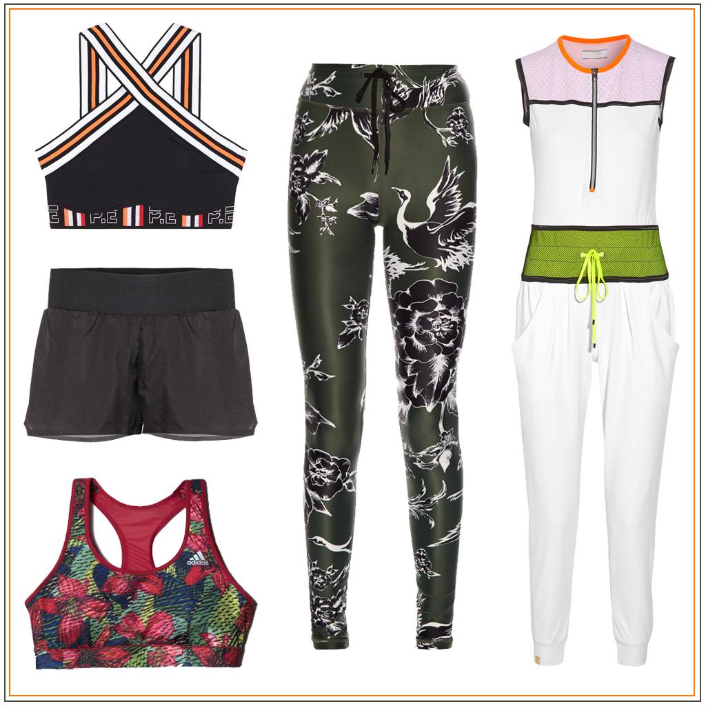 half off e3c11 accb3 Vêtement de fitness   nos plus beaux vêtements de fitness - Elle